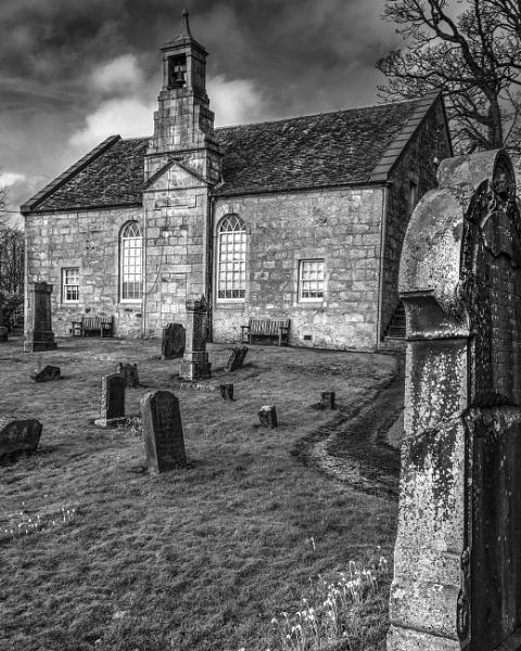 Baldernock Parish Church by AndrewAlbert