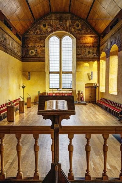 The Chapel Royal by AndrewAlbert