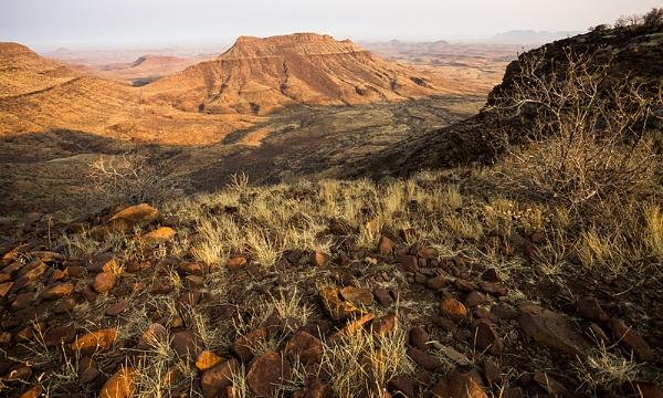 Damaraland Namibia by rontear
