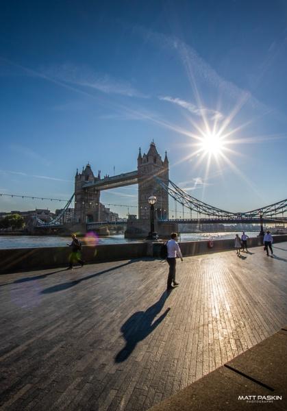 Tower Bridge. by paskinmj