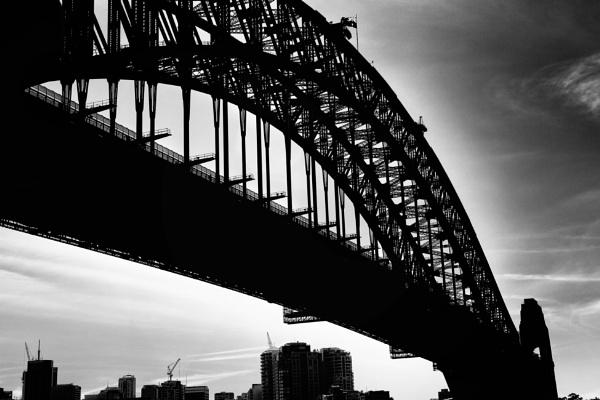 Harbour Bridge - Sydney by bobbyl