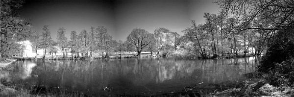 Wollaton Lake, by marcsneddon