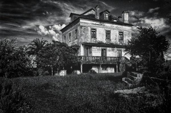 Velha casa senhorial by jacomes