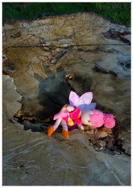 Fallen Fairy by Howard2