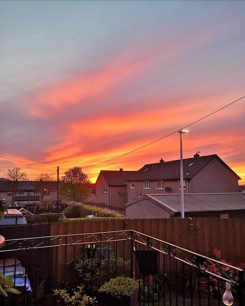 # Sunset by davyskid