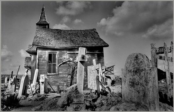 The Garbled Gravestone by Kemmuna