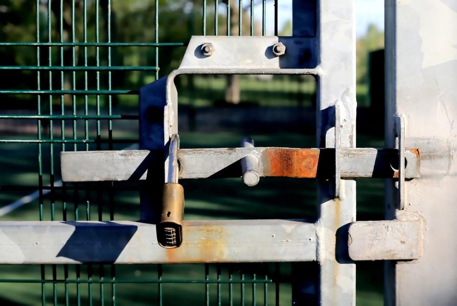 Barred & Locked
