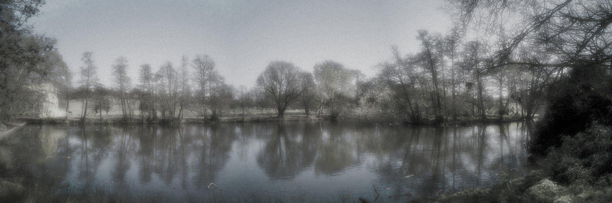 Wollaton Lake,
