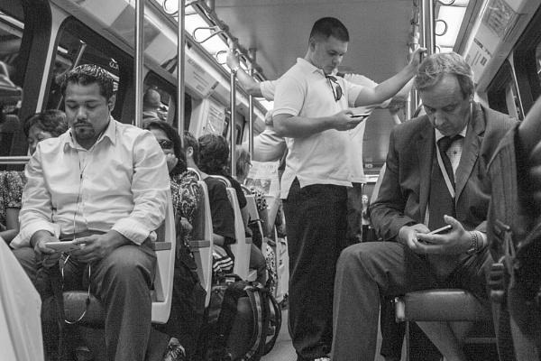Washington DC Metro by jbsaladino