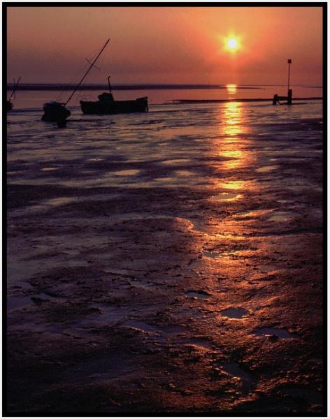 Sunset Lytham by mac