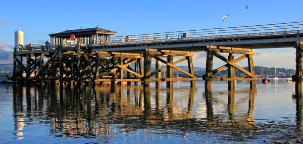 Pier by pks