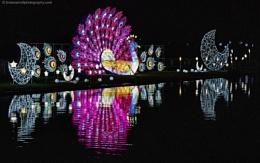 Lightopia Festival 2020, Chiswick House, London---Part 1