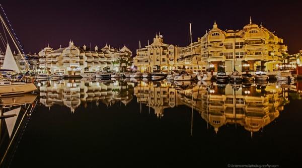 Benalmadena Marina, near Malaga, Costa del sol, Spain by brian17302