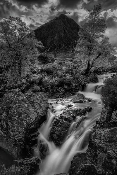 Buachaille Etive Mòr by Les_Cornwell