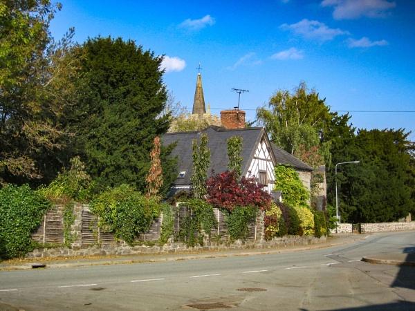 Guilsfield Powys by cegidfa
