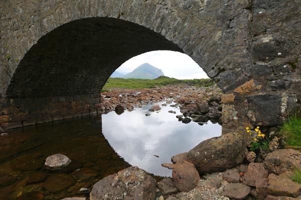 Cuillins, Skye by mikekay