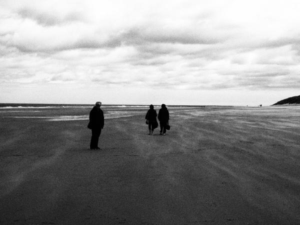 Northumberland beach by Maple62