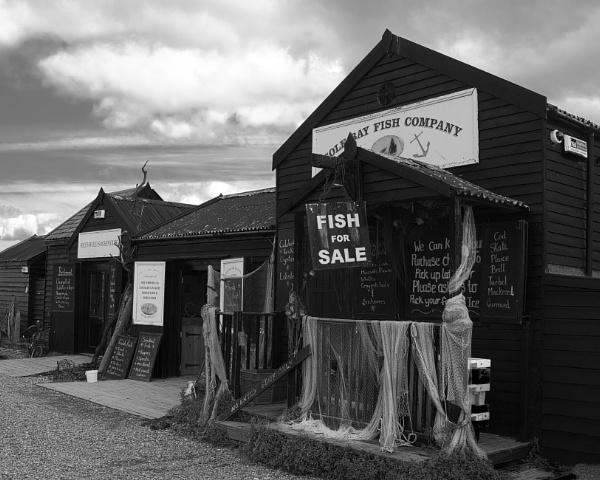 Sole Bay Fish Company by Fenfotos