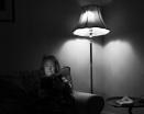 Reading light by philstan