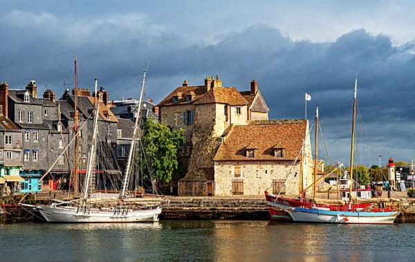 Port de Honfleur by DTM