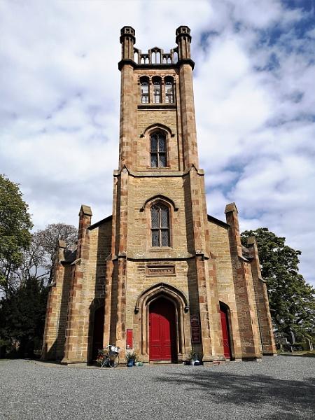 Cockpen & Carrington Parish Church by davyskid