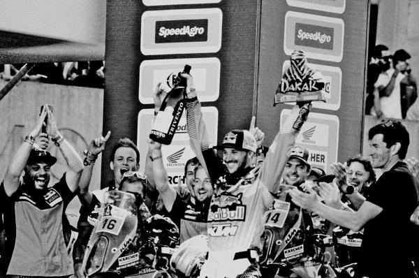 Moto Dakar 2017 - Championship by DiegoCueto75
