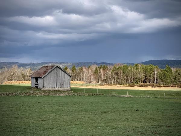 grange oubliée by matkaspa