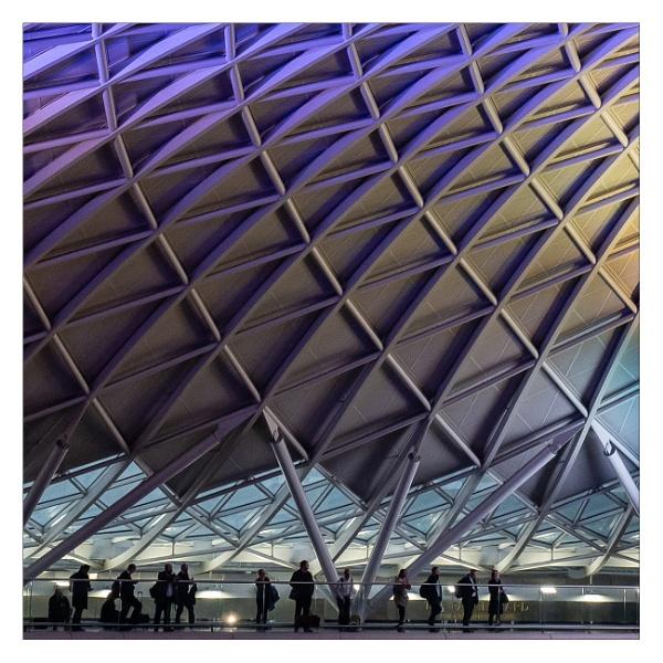 Kings Cross Station by suemart