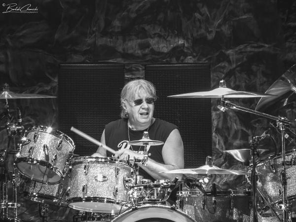 Mr Drummer by barthez