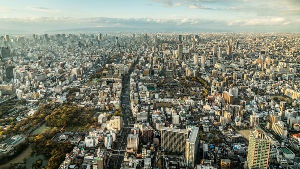 Osaka by Silverlake