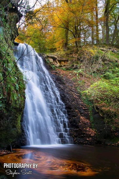 Falling Foss, Nr Whitby by Scotty2020