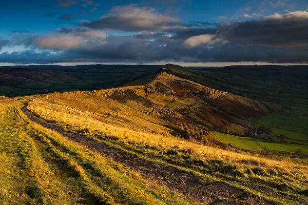 Illuminated Ridge by martin.w