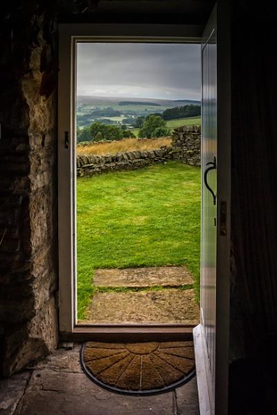 Northumbrian door by John21