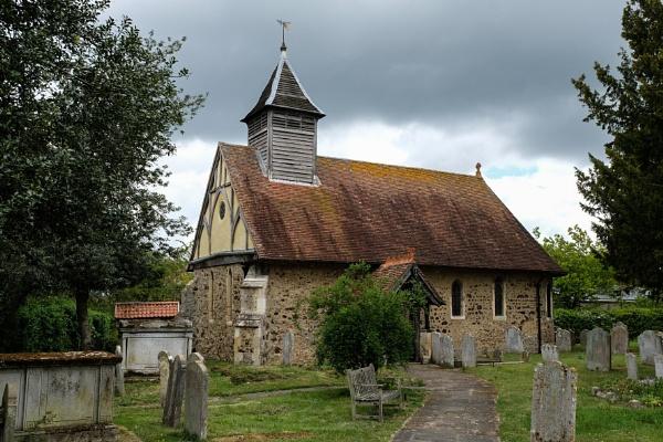 St Nicholas church by bluetitblue