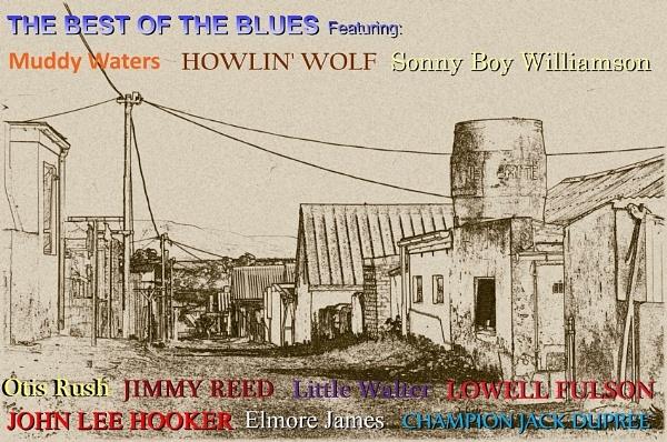 Best of the Blues by doolittle