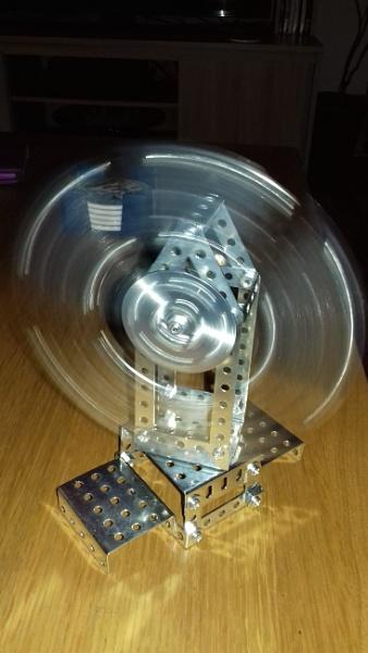 Windmill by YoungGrandad