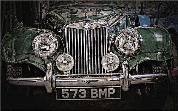 1954 MG TF (1) by PhilT2
