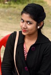Beautiful cheerful girl.2