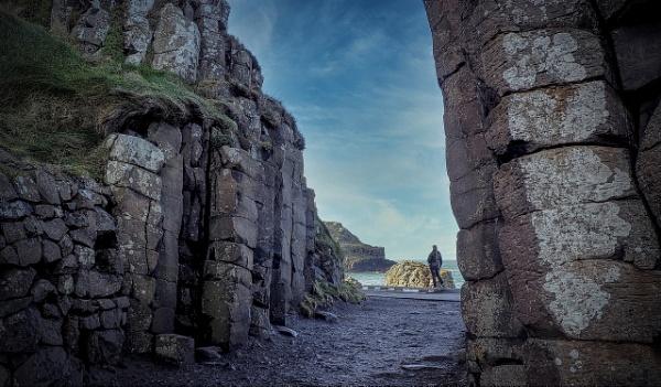 Giant\'s Causeway - N.Ireland by atenytom