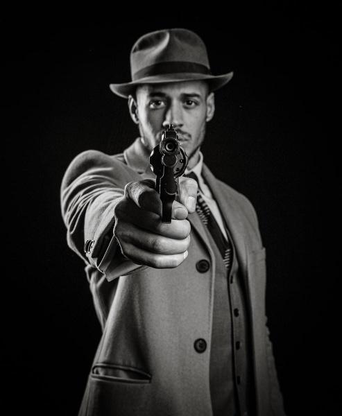 Mobster by karen1961