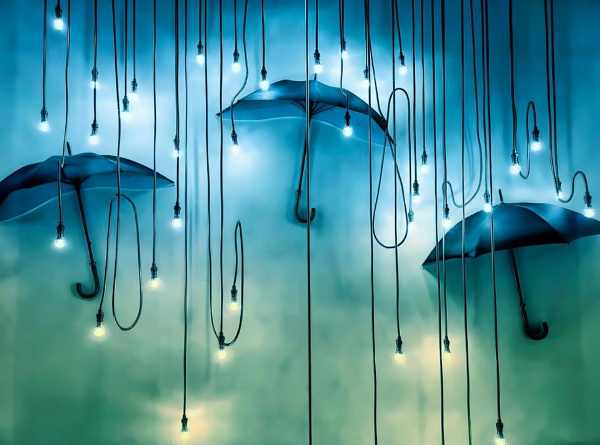 Living in an abstract world Last version of electric rain by StevenBest