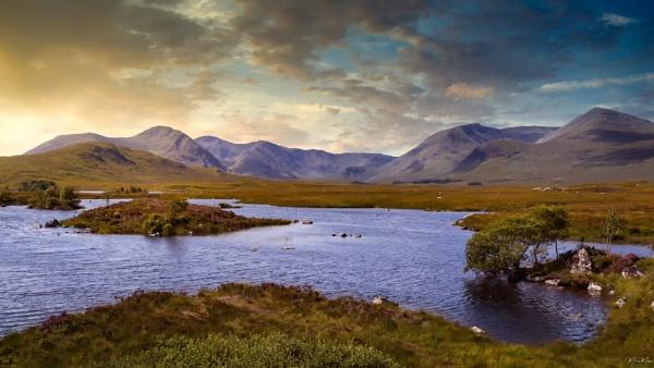 My Scotland by DiazSprite