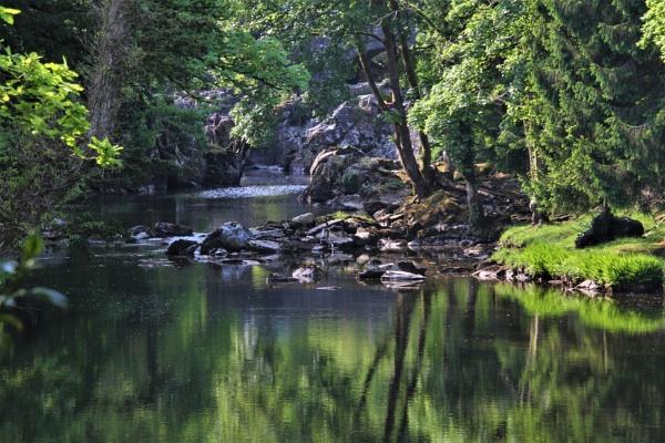 river by pks