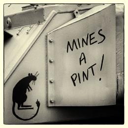Mine's a Pint!