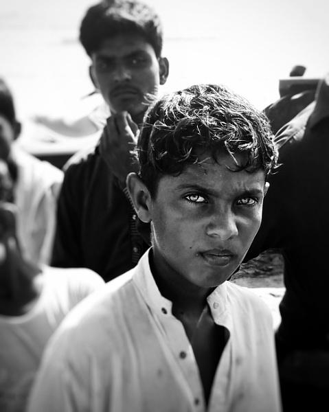 Looking through soul by MunirRahool