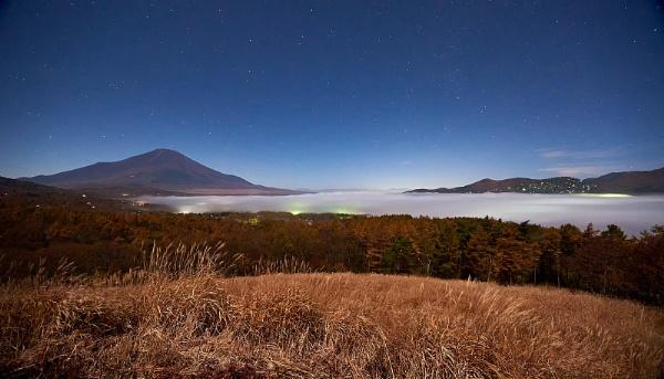Mount Fuji by hobbs