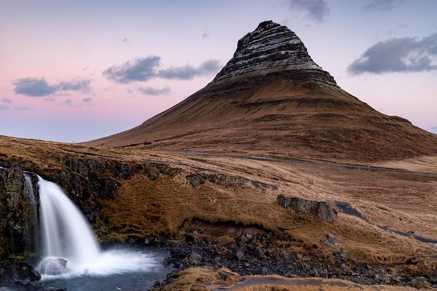 West Iceland Volcano....