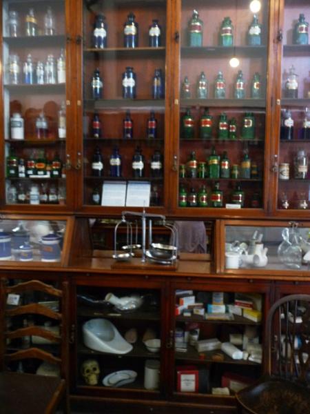 Old Chemist shop by carol01