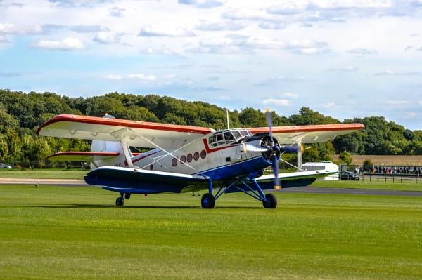 Antonov An 2 by woodini254