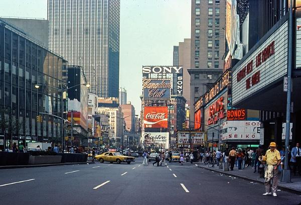 Broadway \'76 by NevJB